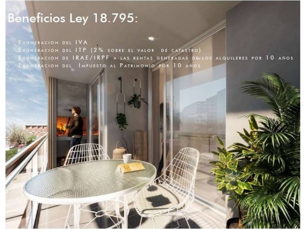 HOUSING LIMA  1 Y 2 DORMITORIOS