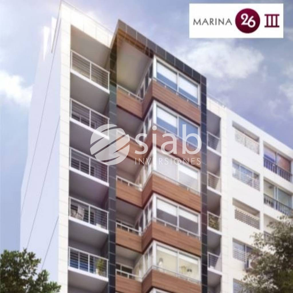 Unidades monoambientes, de 1 y 2 dormitorios. En una zona con excelente locomoción y toda la gama de servicios.