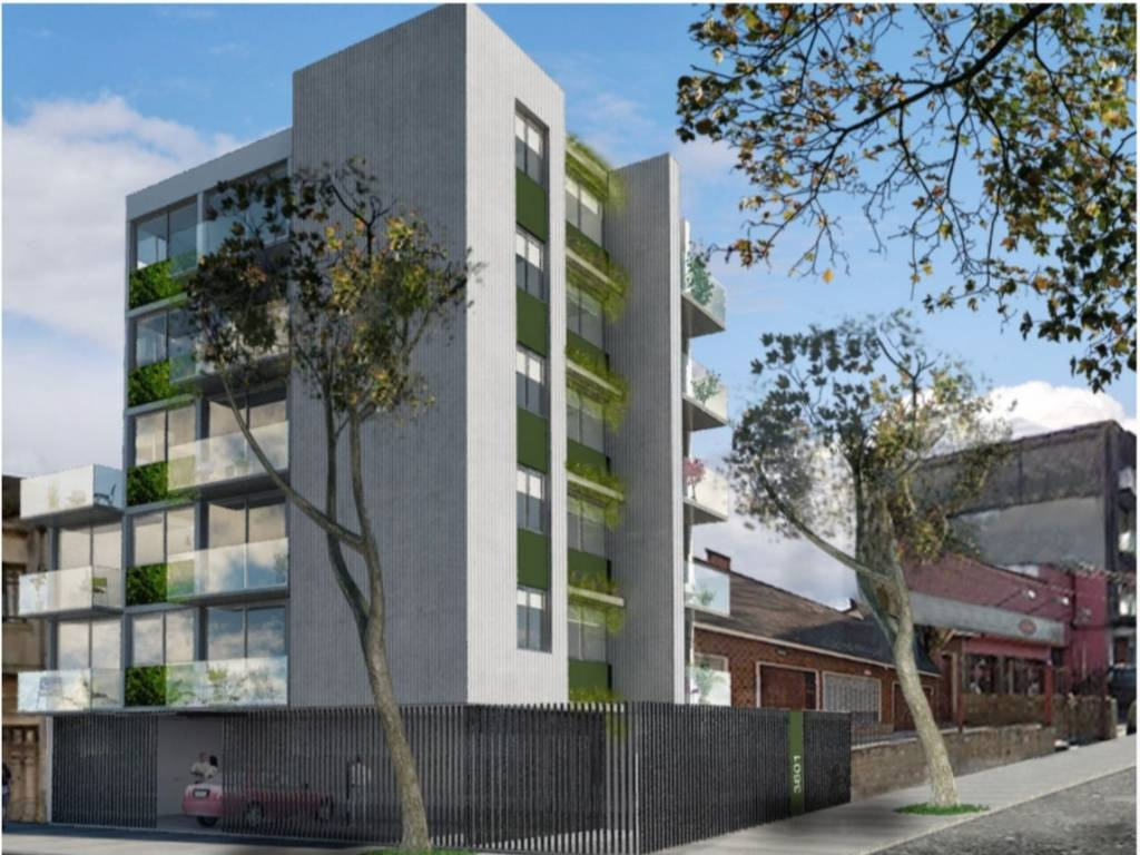 Proyecto Edificio San Martin I